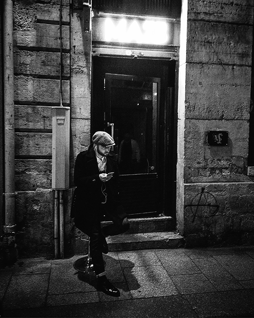 street photography paris