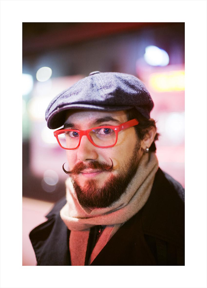Portrait d'Alessio Capponi