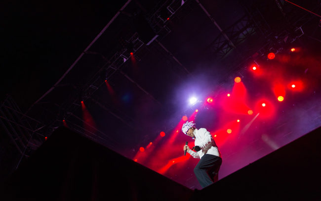 Jamiroquai on stage 2
