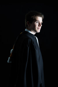 PORTRAIT CYRIL CARNEVILLIERS PROFESSEUR UNIVERSITE - Guillaume Nedellec Photographe entreprise
