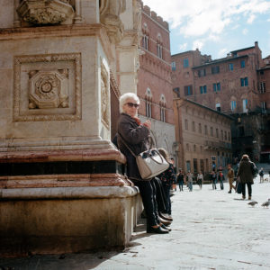 The Sienese granny from Piazza del Campo